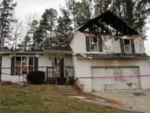 Barko Response Team helps restore fire damaged home